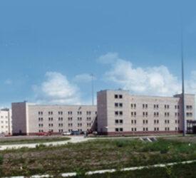 U.S. Penitentiary Bid Package 5 & 8  – Beaumont, TX