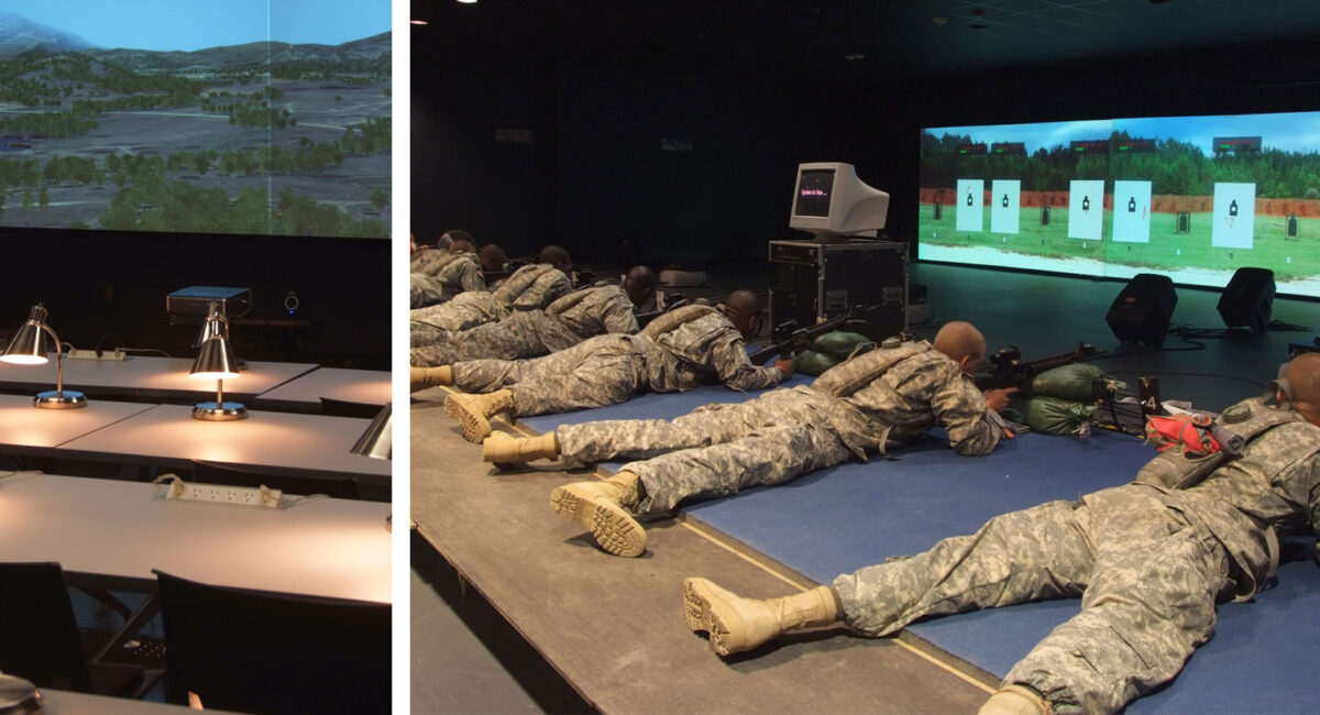 Combat Simulations Training Facility