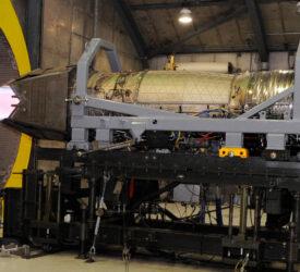 Jet Engine Test Cell