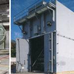 Jet Engine Test Hanger - Caddell Construction