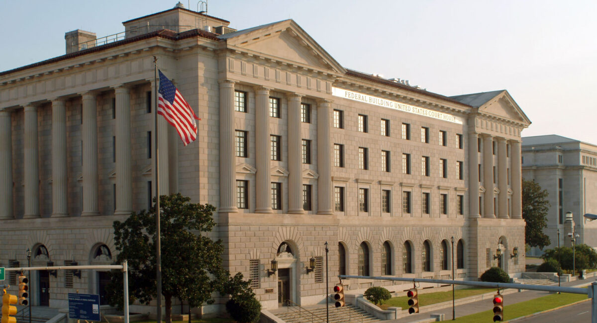 Caddell Construction- U.S. Courthouse Montgomery, AL