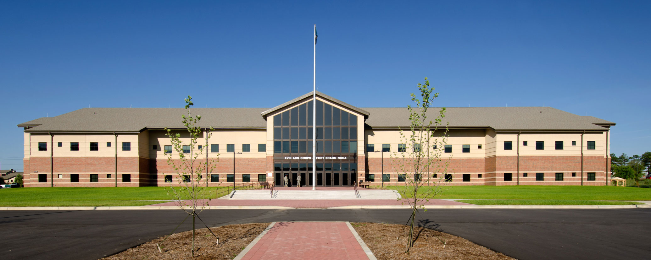 NCO Academy Complex Fort Bragg, NC   Caddell Construction