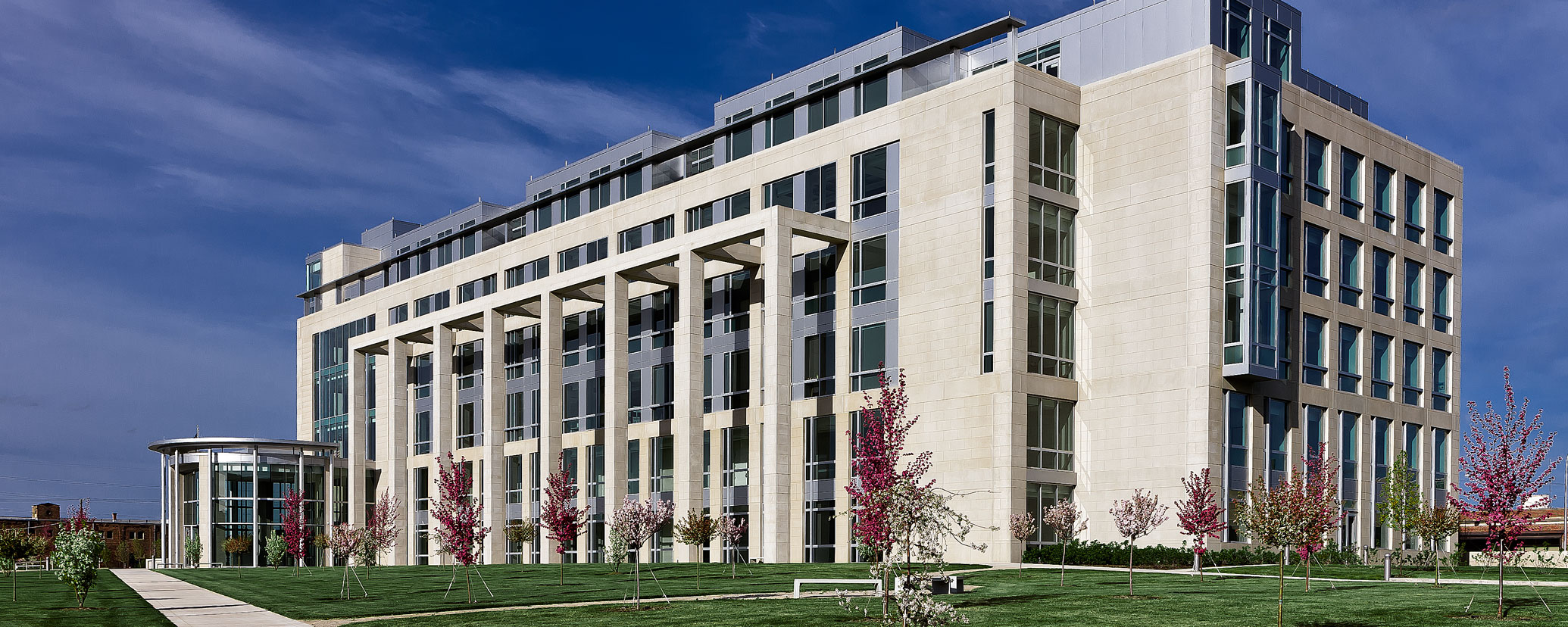 Caddell Construction - U.S. Courthouse Rockford, IL