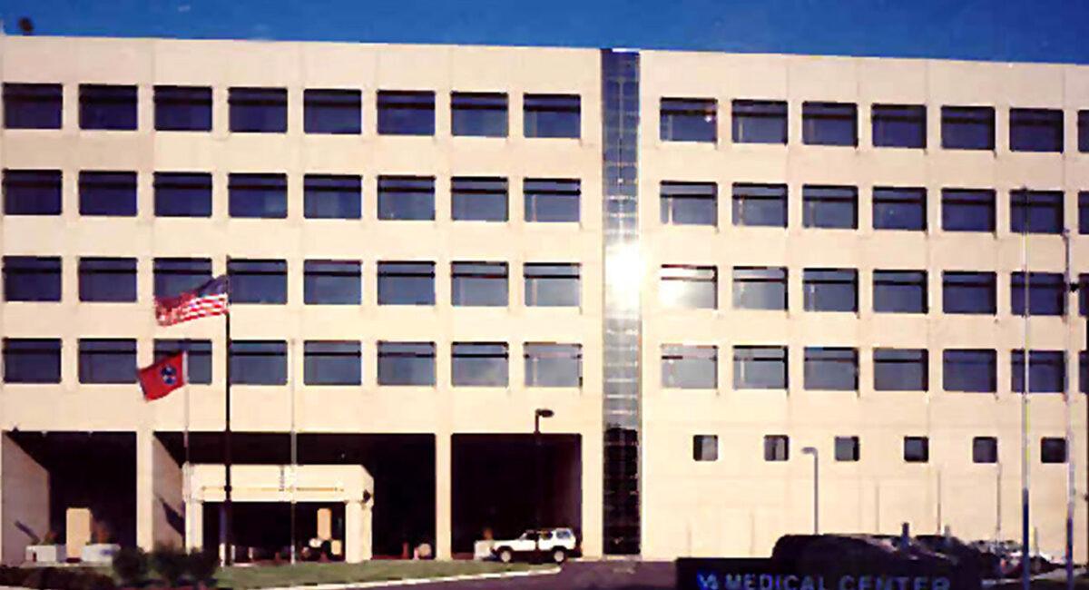 VA Medical Center Memphis   Caddell Construction