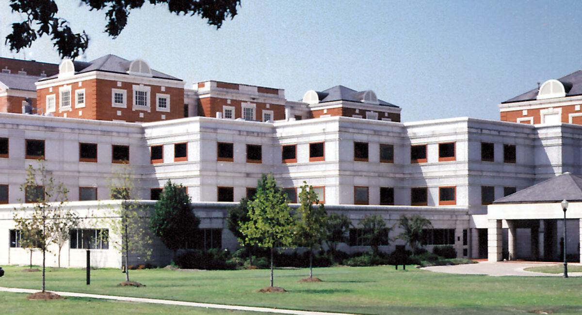 Veterans Hospital Montgomery, AL | Caddell Construction