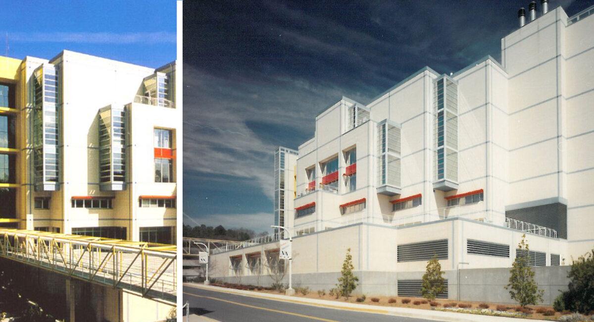 Veterans Hospital in Atlanta   Caddell Construction