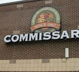 Architectural & Refrigeration Upgrades to Commissary Aberdeen