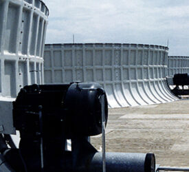 Cooling Towers for Aircraft Testing Facility Arnold AFB