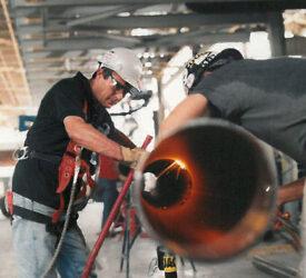 Piping & Mechanical Package Bridgestone-Firestone