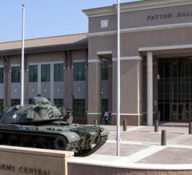 Third Army Headquarters ARCENT PATTON Shaw AFB
