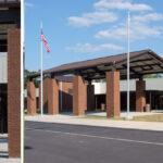 Caddell Construction Project - Soldier Reception & Processing Center, Fort Benning, GA