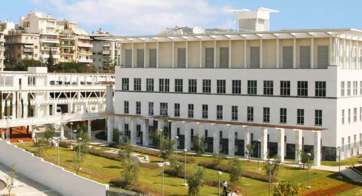 Caddell Construction is remodeling and doing the construction of the U.S. Embassy in Athens, Greece.