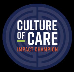 Culture of Care sticker