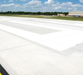 Unmanned Aerial Vehicle (UAV) Hangar & Runway Complex Mackall