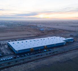 Federal Express Shipping Center and Van Facility