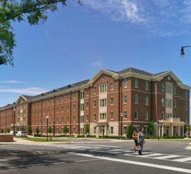 John England, Jr. Student Residence Hall