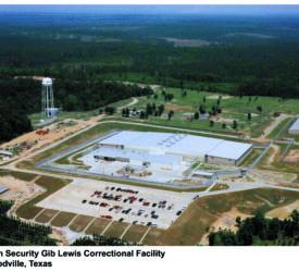 Correctional Facility – Woodville, TX