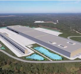 Walmart Import Distribution Center #7, Ridgeville Charleston