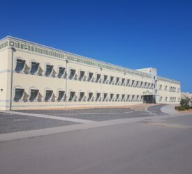 Combined Joint Task Force/Joint Operations Command Headquarters, HQ Building & CJTF JOC P-230