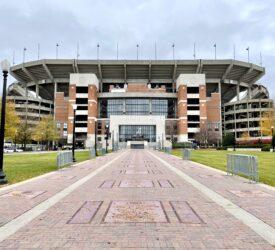 Bryant-Denny Stadium, Phase 1 Additions & Renovations